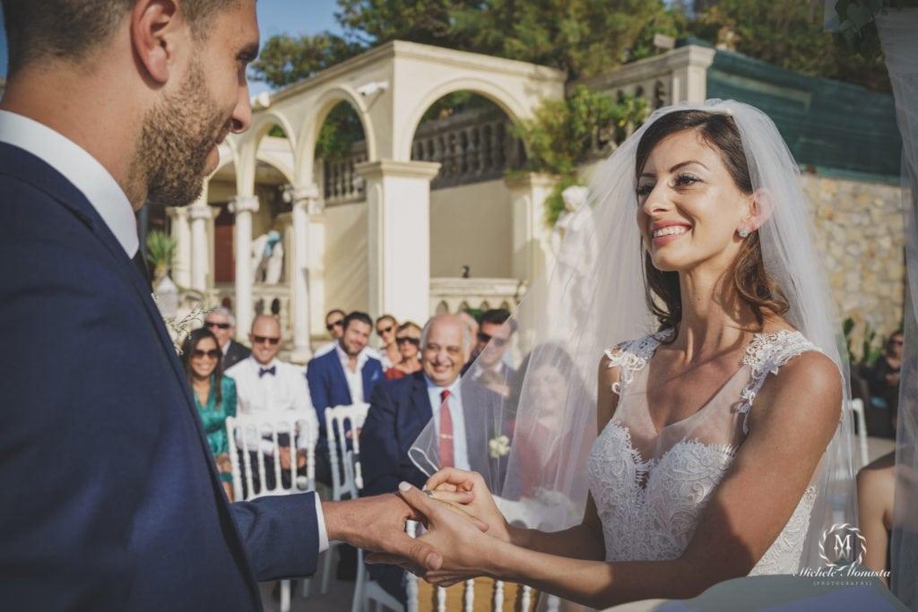 Matrimonio Sul Mare Toscana : Matrimonio a villa margherita sul mare di quercianella